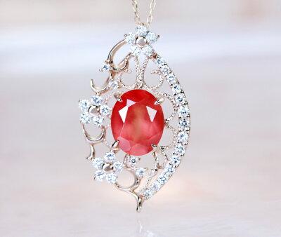 ロードクロサイト:インカローズ効果:薔薇の名のつくロマンスの宝石