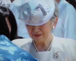 美智子皇后パール