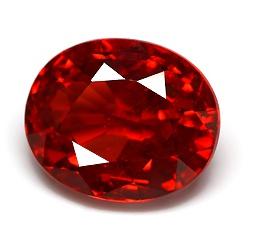 レッドスピネル効果:優等生の赤-本物の女王はどちらか