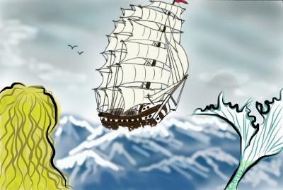 アクアマリン:3月誕生石-女帝が愛した海水色のベリル
