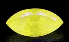 カメレオンダイヤモンド蛍光性