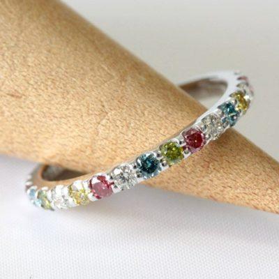トリーテッド・ダイヤモンド:ダイヤをグレードアップさせる業