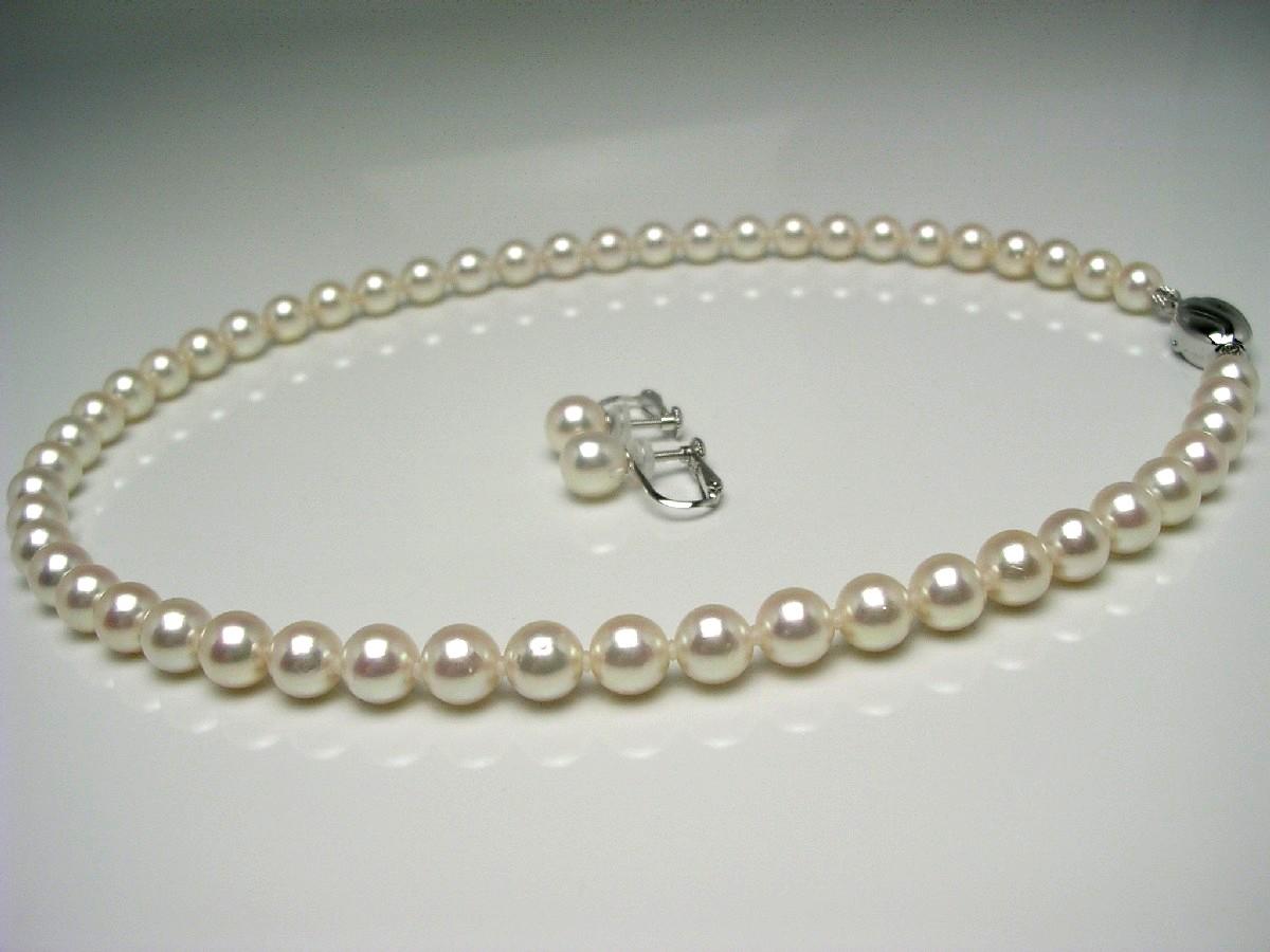 一つ持つべきはアコヤ真珠