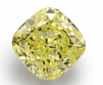 ファンシー・イエロー・ダイヤモンド:ヴィヴィッド・イエローが最高