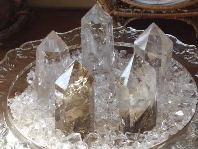 水晶魔除け結界