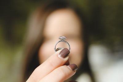 ダイヤモンド本物と偽物見分け方