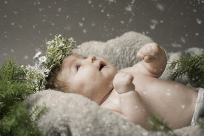ベビーリング:小さなリングに込められた 愛と願い