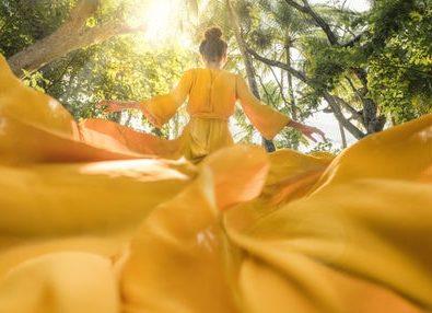 ヘソナイト効果:実行力を授けるオイリーなオレンジ色のガーネット