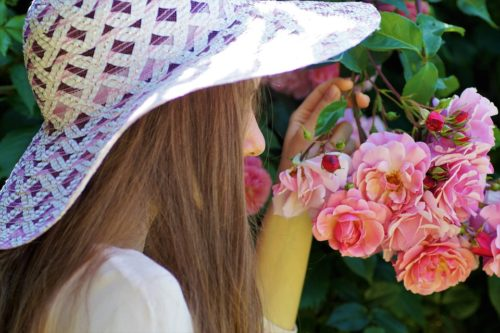 ロードナイト効果:薔薇の精の賛歌と癒し:自分に自信がない人に